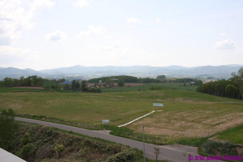 美瑛 富良野 北西の丘 絶景 景色