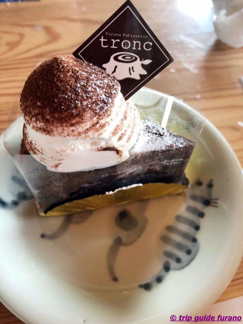 ふらの トロン ケーキ お菓子 洋菓子 おすすめ 美味しい