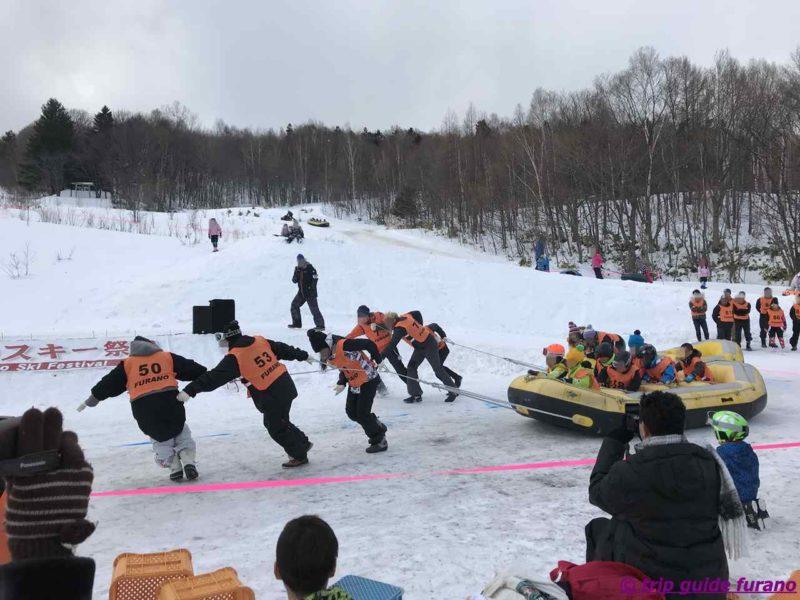 ふらの スキー祭り 2020