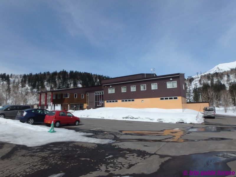 2020 4月 春 旭岳 富良野 おすすめ 観光 春スキー スノーシュー ビジターセンター